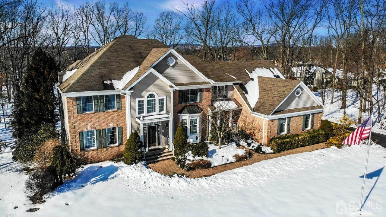 Single Family Home for Sale at 7 Farrington Lane Branchburg, New Jersey, 08876 United States