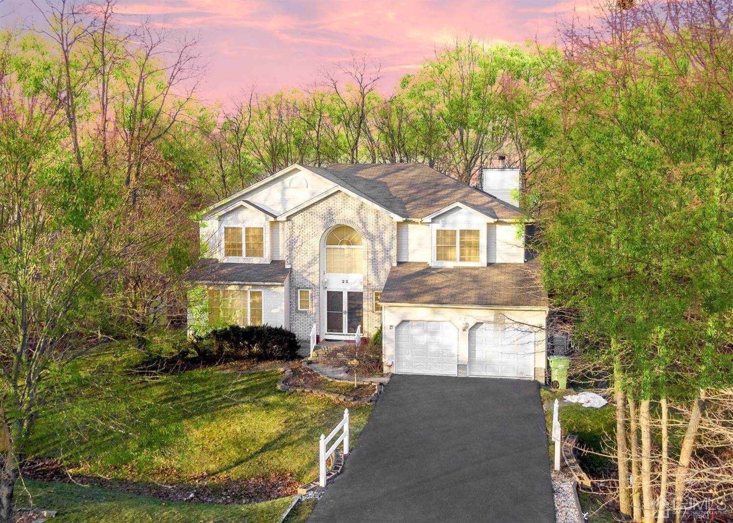 Single Family Home for Sale at 22 Battista Court Sayreville, New Jersey, 08872 United States