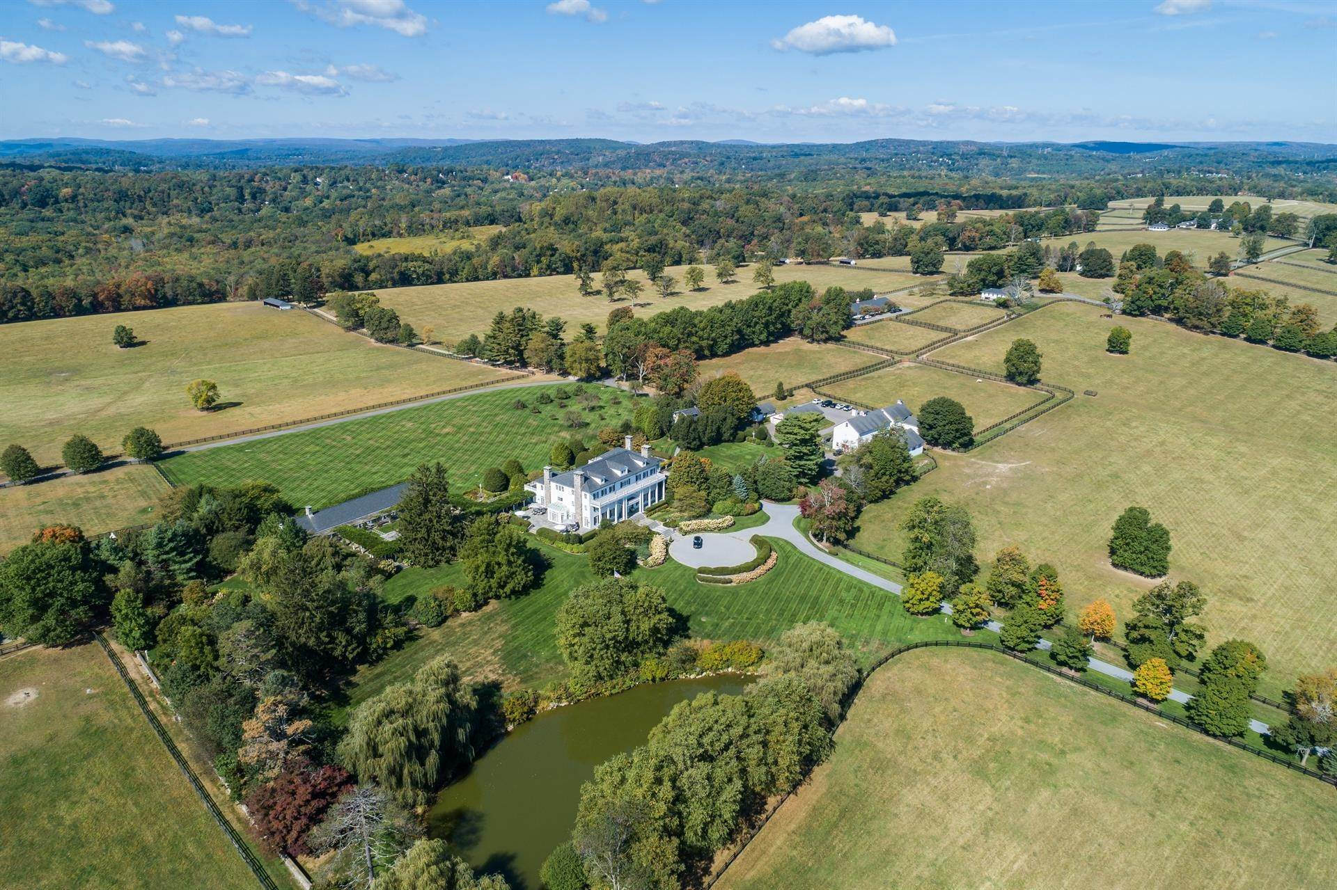 2. Horse Property for Sale at Stonewall Farm, A Magnificent 740 Acre Estate in Westchester County New York, United States