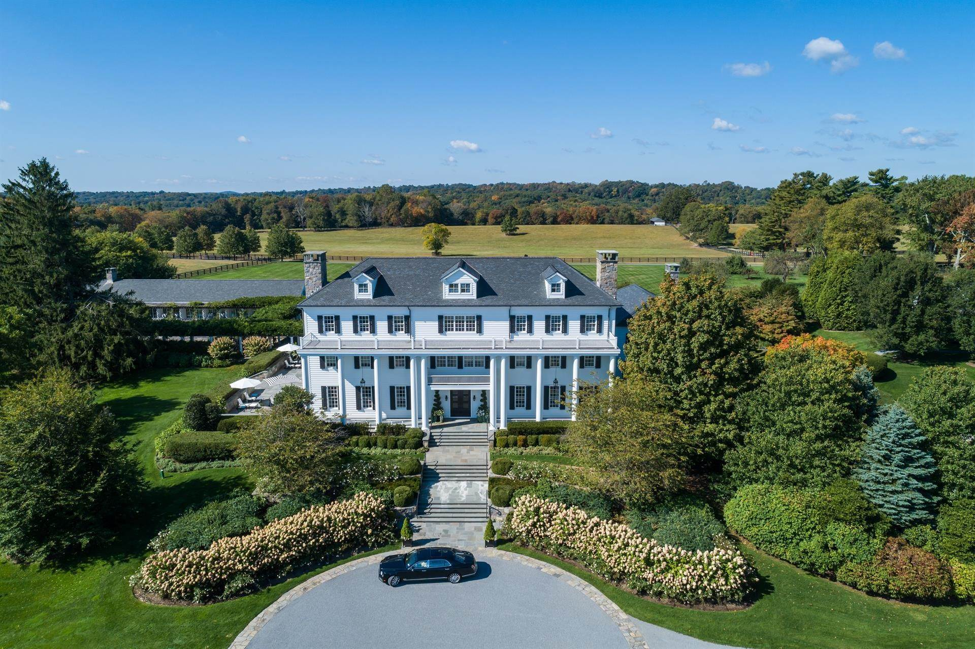 Cavallo Proprietà alle Stonewall Farm, A Magnificent 740 Acre Estate in Westchester County New York, Stati Uniti
