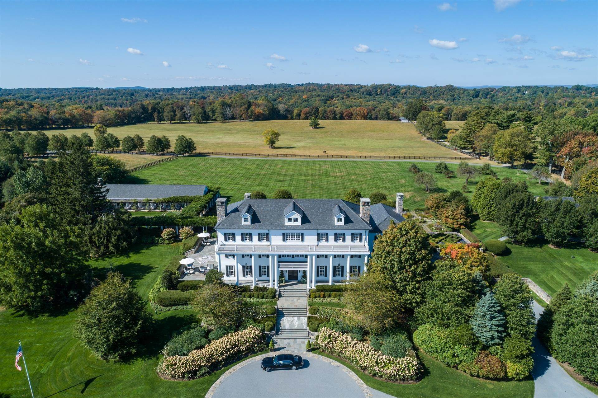 66. Horse Property for Sale at Stonewall Farm, A Magnificent 740 Acre Estate in Westchester County New York, United States
