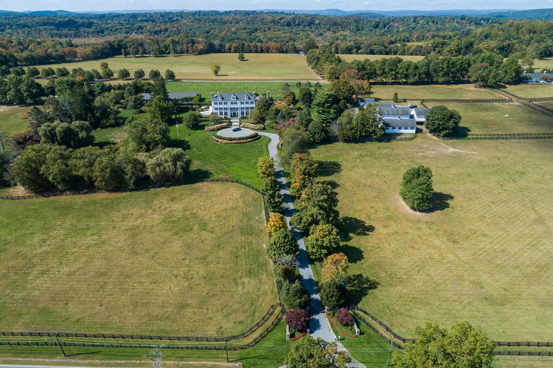 71. Horse Property for Sale at Stonewall Farm, A Magnificent 740 Acre Estate in Westchester County New York, United States