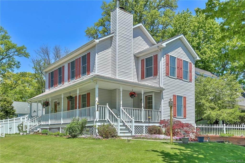 Single Family Home for Sale at 90 Penfield Avenue Croton On Hudson, New York, 10520 United States