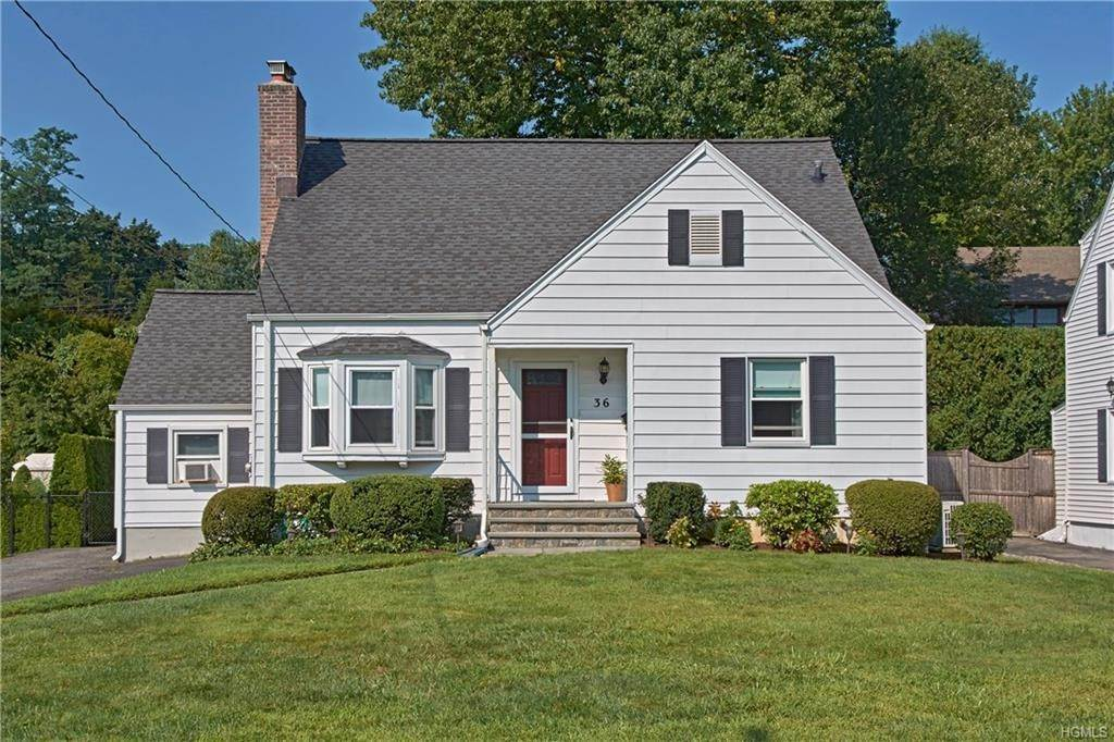 Single Family Home at 36 Haines Boulevard, Rye, NY 10573 Port Chester, New York, 10573 United States