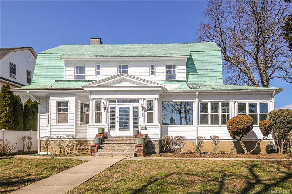 Single Family Home for Sale at 22 Hamilton Avenue New Rochelle, New York, 10801 United States