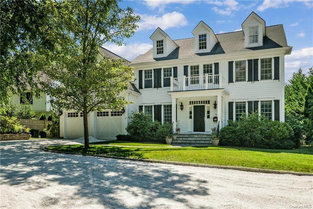 Single Family Home for Sale at 8 Roosevelt Place Scarsdale, New York, 10583 United States