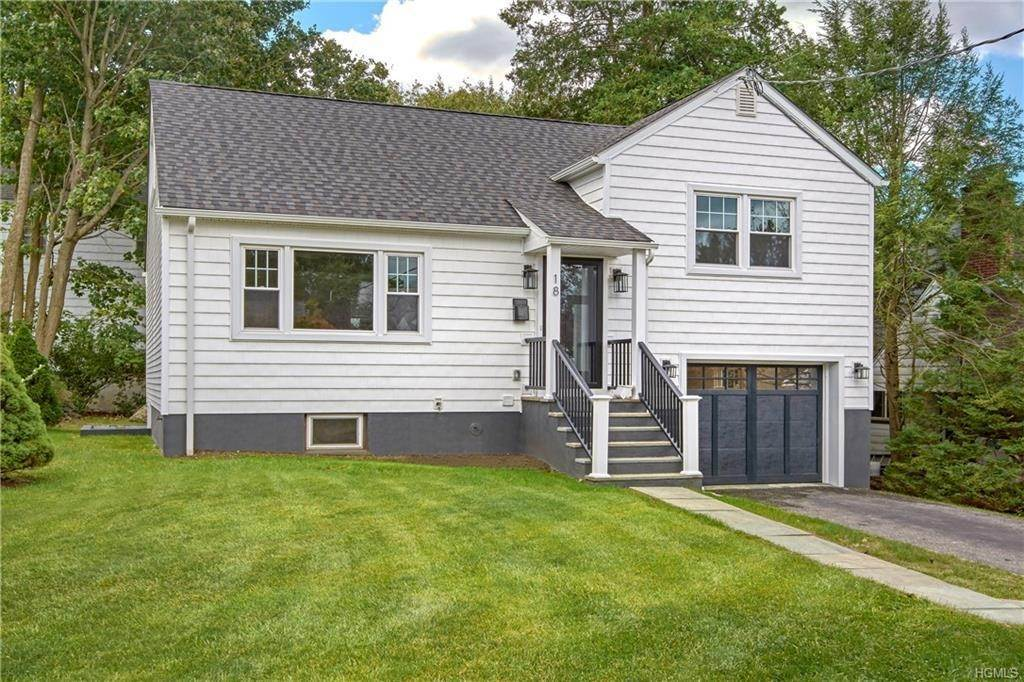 Single Family Home at 18 Ridge Boulevard, Rye, NY 10573 Rye Brook, New York, 10573 United States