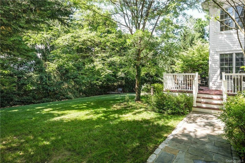 30. Single Family Home for Sale at 8 Roosevelt Place Scarsdale, New York, 10583 United States