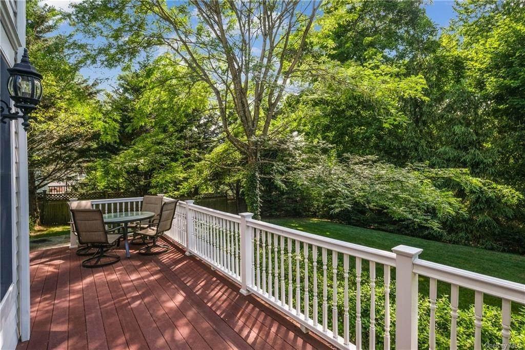35. Single Family Home for Sale at 8 Roosevelt Place Scarsdale, New York, 10583 United States