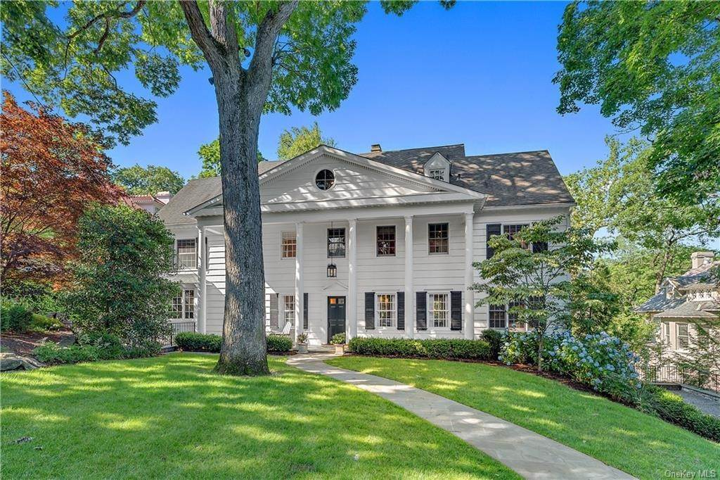 Single Family Home por un Venta en 25 Ridge Road Bronxville, Nueva York, 10708 Estados Unidos