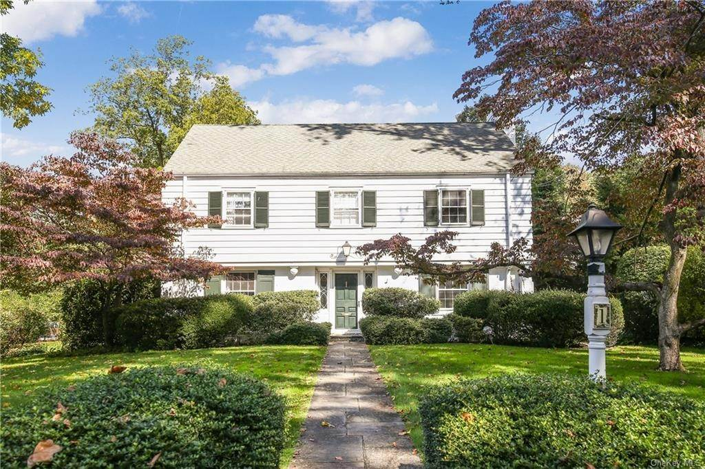 Single Family Home for Sale at 1 Hemlock Road Bronxville, New York, 10708 United States