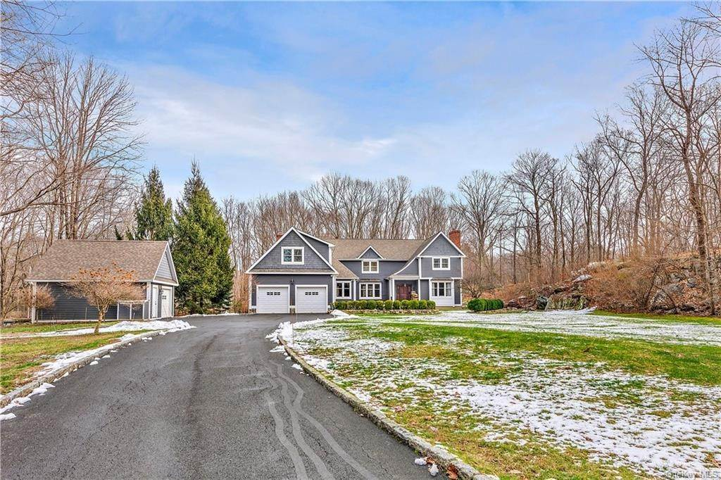 Single Family Home for Sale at 110 Old Stone Hill Road Pound Ridge, New York, 10576 United States