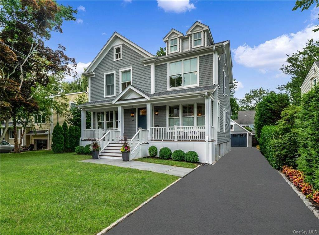 Single Family Home for Sale at 61 Intervale Place Rye, New York, 10580 United States