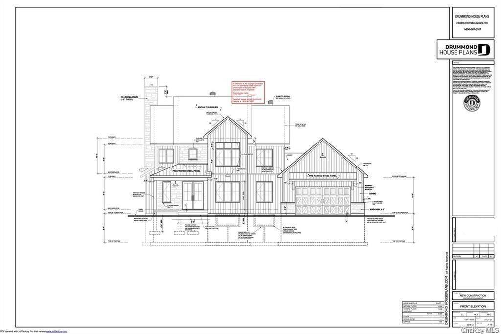 Single Family Home for Sale at Lot 3 Browns Road Westtown, New York, 10998 United States