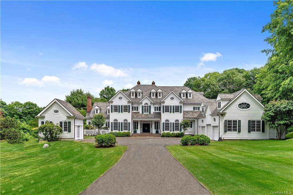 Single Family Home for Sale at 102 Davids Hill Road Bedford Hills, New York, 10507 United States