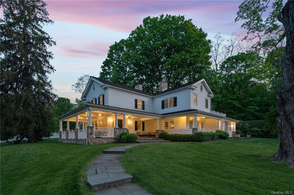 Single Family Home for Sale at 245 Bedford Banksville Road Bedford, New York, 10506 United States
