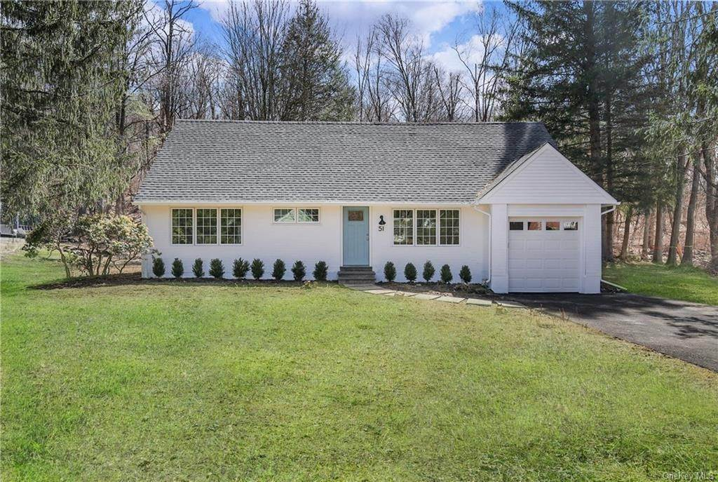 Single Family Home por un Venta en 51 Meadow Lane Katonah, Nueva York, 10536 Estados Unidos