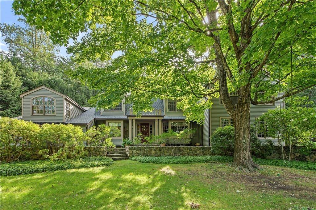 Single Family Home for Sale at 83 Trinity Pass Road Pound Ridge, New York, 10576 United States