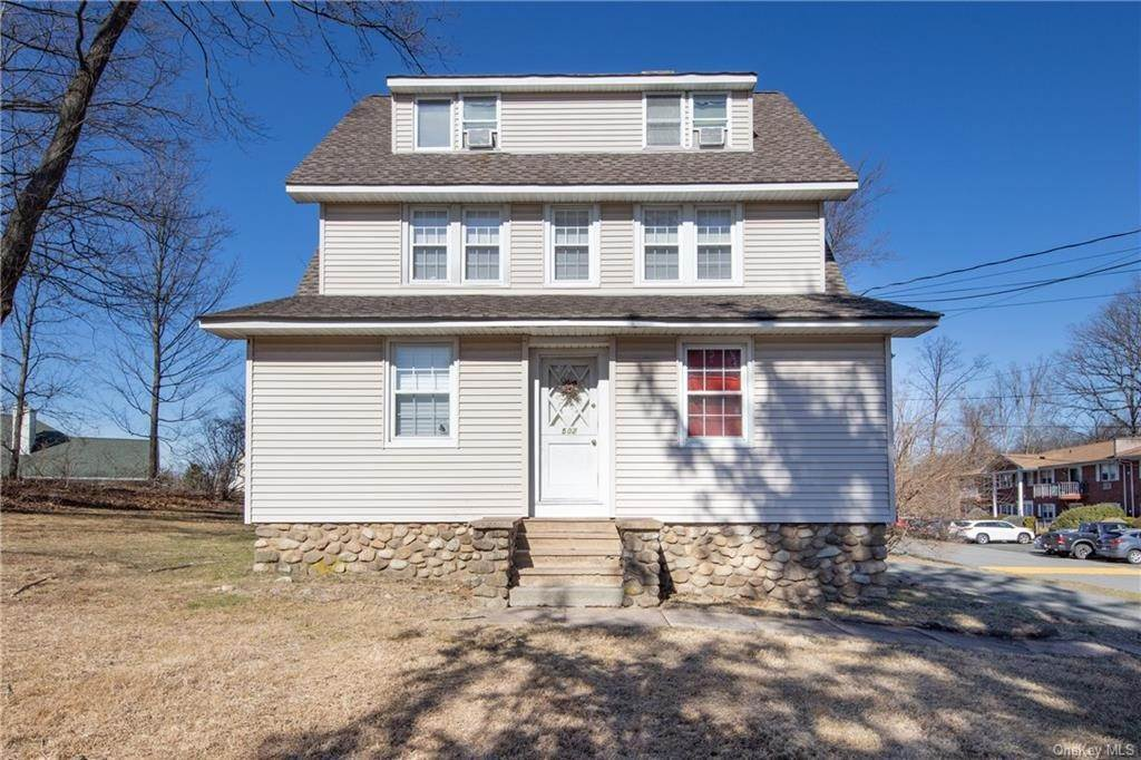 Single Family Home por un Venta en 502 W Nyack Road West Nyack, Nueva York, 10994 Estados Unidos