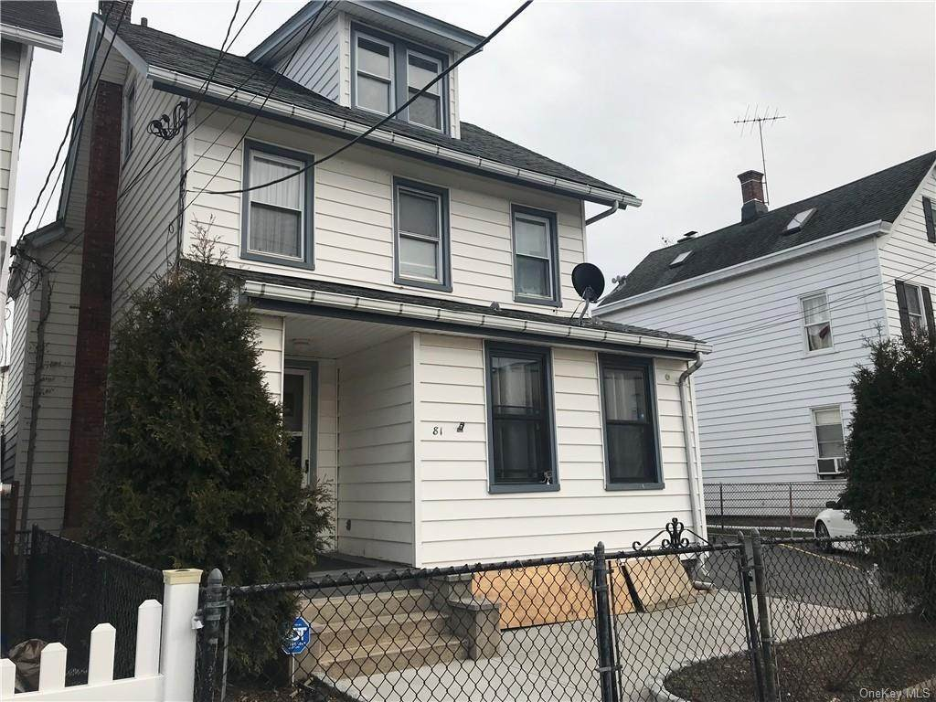 Single Family Home for Sale at 81 Walnut Street New Rochelle, New York, 10801 United States