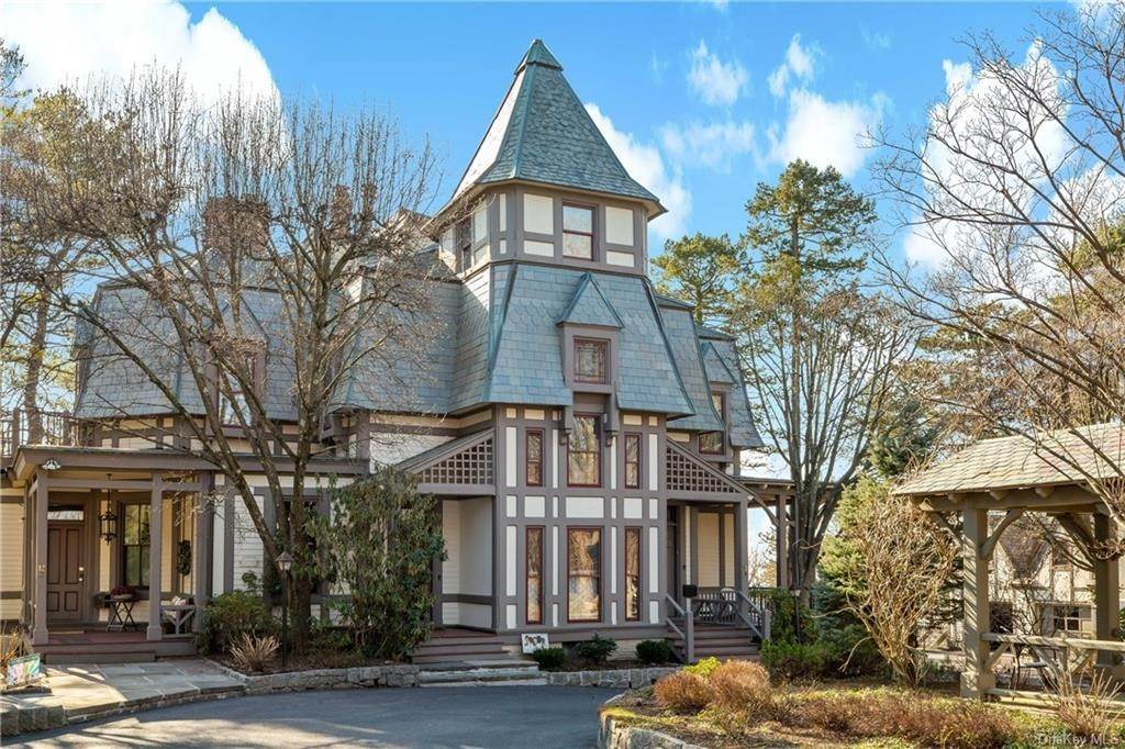 Single Family Home for Sale at 12 Clinton Avenue Dobbs Ferry, New York, 10522 United States