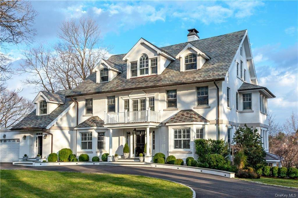 Single Family Home 용 매매 에 19 Ridge Road Bronxville, 뉴욕, 10708 미국