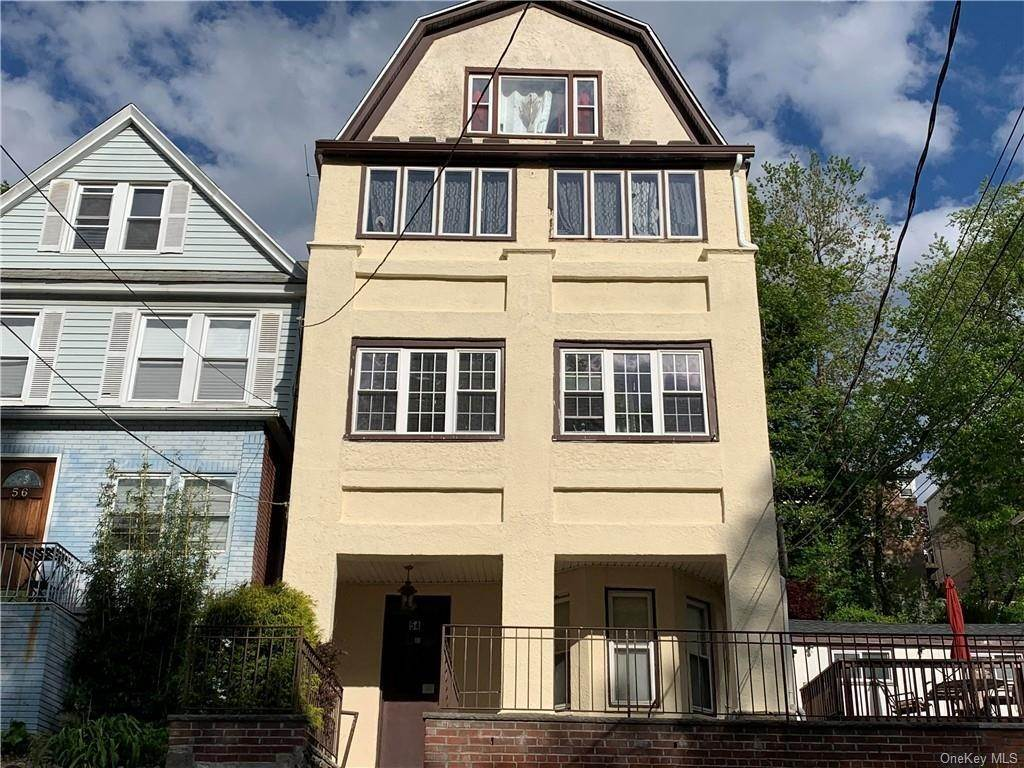 Single Family Home for Sale at 52 Sedgwick Avenue Yonkers, New York, 10705 United States