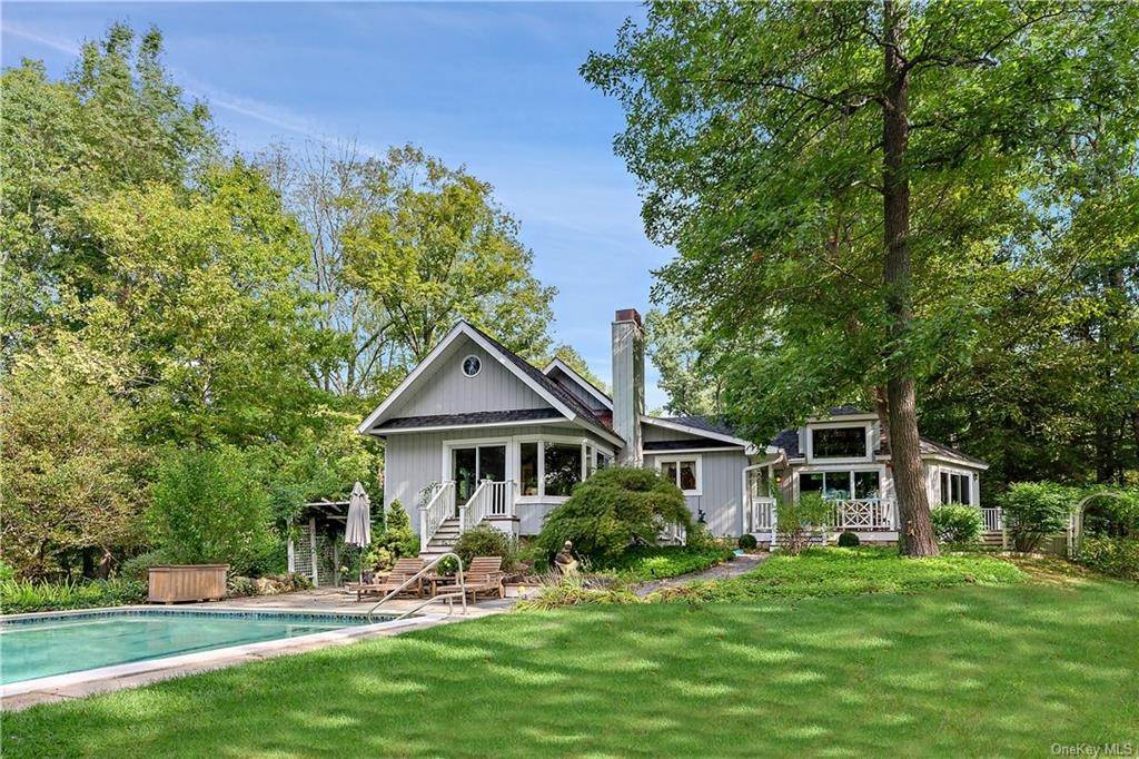 Single Family Home for Sale at 57 Cross Pond Road Pound Ridge, New York, 10576 United States