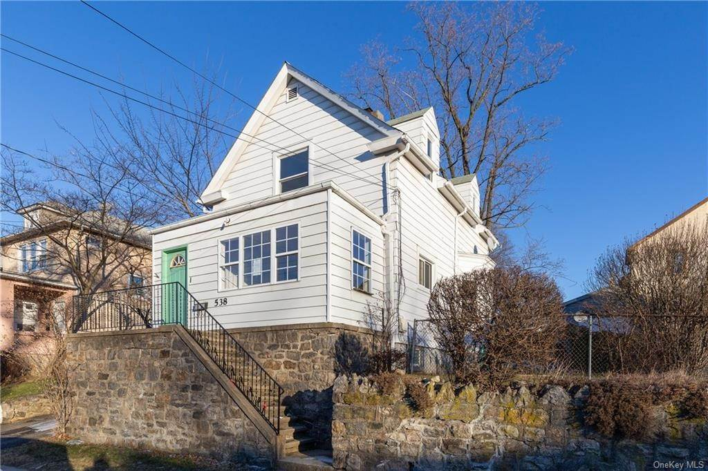 Single Family Home for Sale at 538 Kimball Avenue Yonkers, New York, 10704 United States