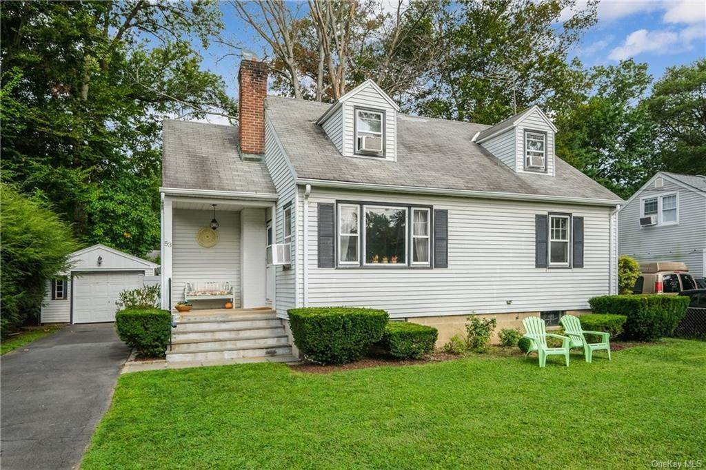 Single Family Home at 53 W Glen Avenue, Rye, NY 10573 Port Chester, New York, 10573 United States
