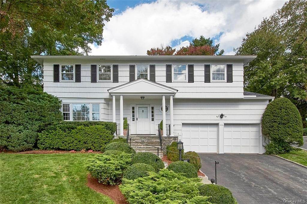 Single Family Home för Försäljning vid 188 Country Ridge Drive Rye Brook, New York, 10573 Förenta staterna
