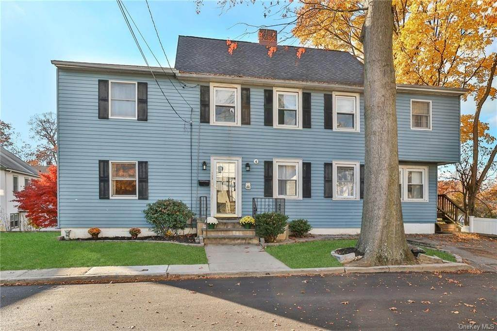 Single Family Home for Sale at 123 Van Tassel Avenue Sleepy Hollow, New York, 10591 United States