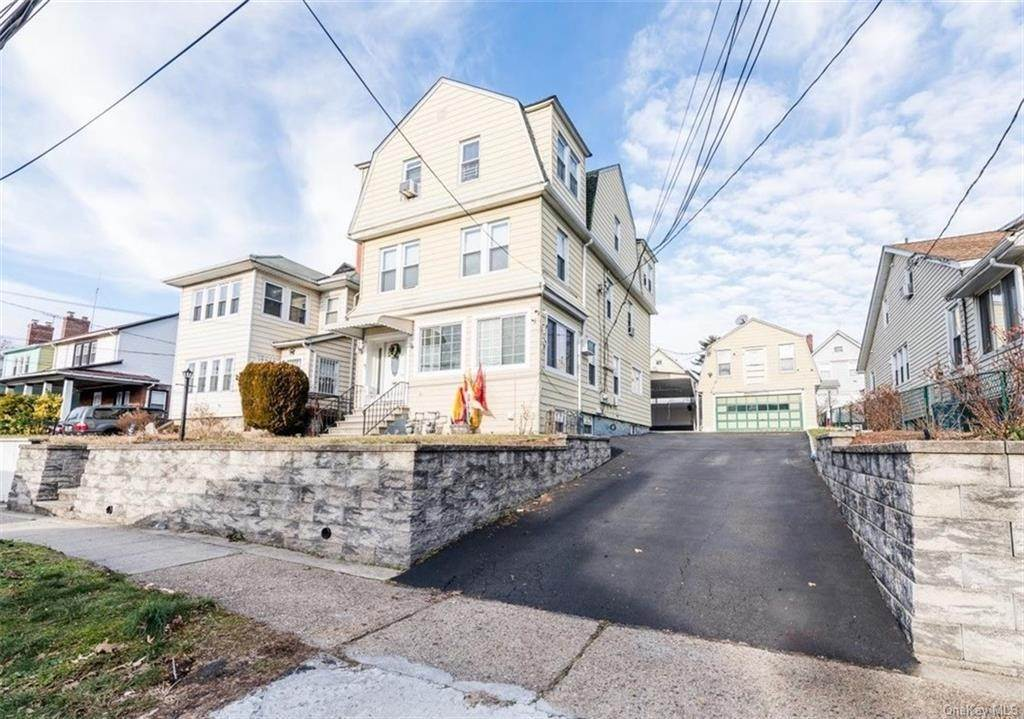 Single Family Home for Sale at 145 Brookside Avenue Mount Vernon, New York, 10553 United States