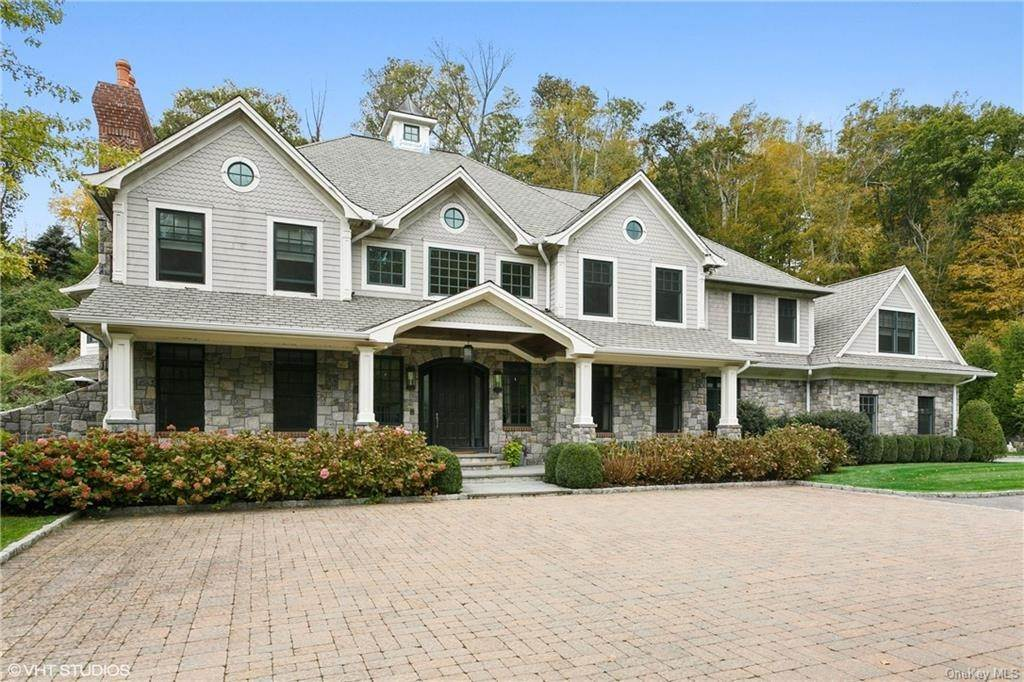 Single Family Home for Sale at 46 Wrights Mill Road Armonk, New York, 10504 United States