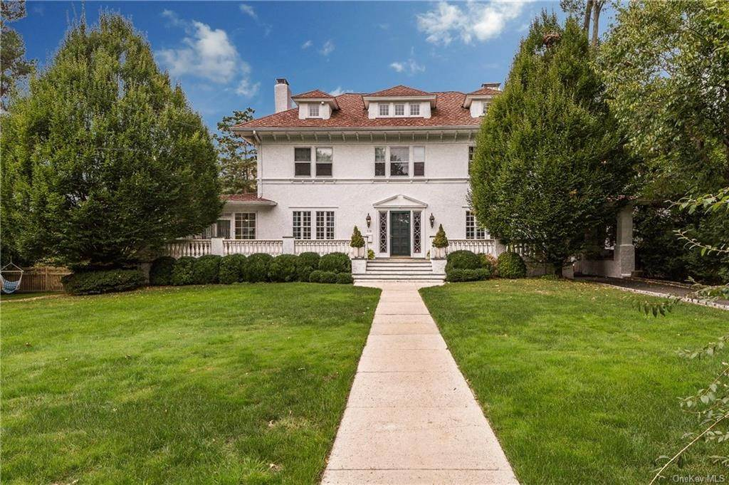 Single Family Home for Sale at 119 White Plains Road Bronxville, New York, 10708 United States