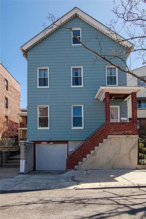 Single Family Home for Sale at 20 Cliff Avenue Yonkers, New York, 10705 United States