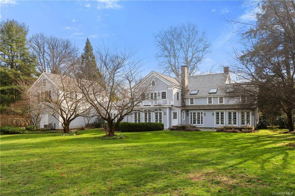 Single Family Home for Sale at 654 Guard Hill Road Bedford, New York, 10506 United States