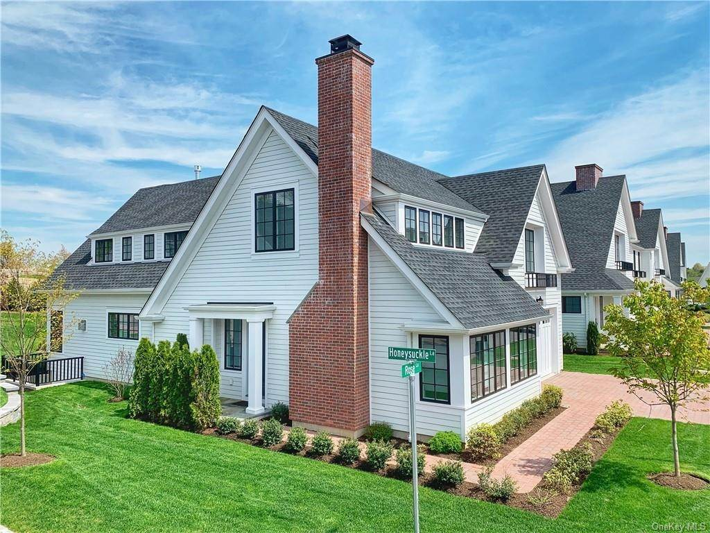 Single Family Home por un Venta en 9 Primrose Lane Rye Brook, Nueva York, 10573 Estados Unidos