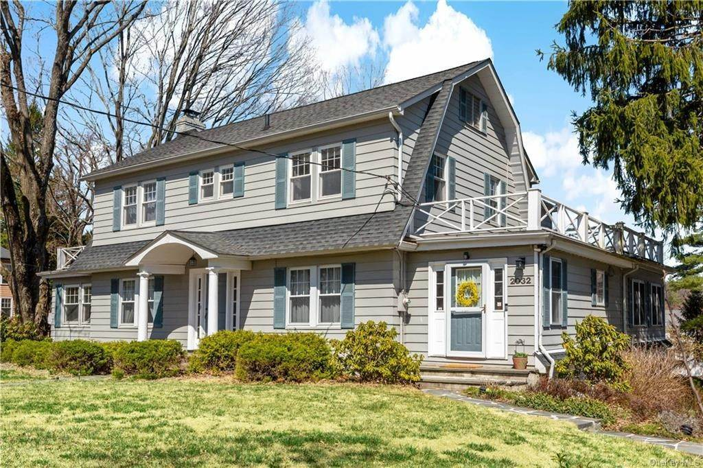 Single Family Home for Sale at 2032 Crompond Road Cortlandt Manor, New York, 10567 United States