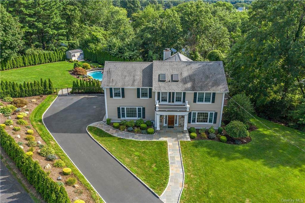 Single Family Home at 22 Parkwood Place, Rye, NY 10573 Rye Brook, New York, 10573 United States