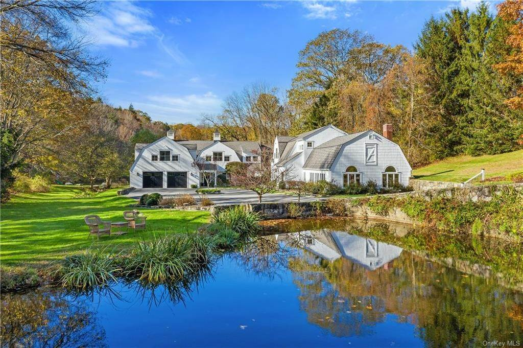 Single Family Home for Sale at 446 Long Ridge Road Pound Ridge, New York, 10576 United States