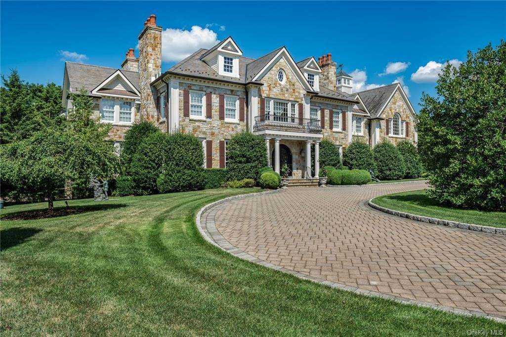 Single Family Home voor Verkoop op 7 Brook View Lane Rye, New York, 10580 Verenigde Staten