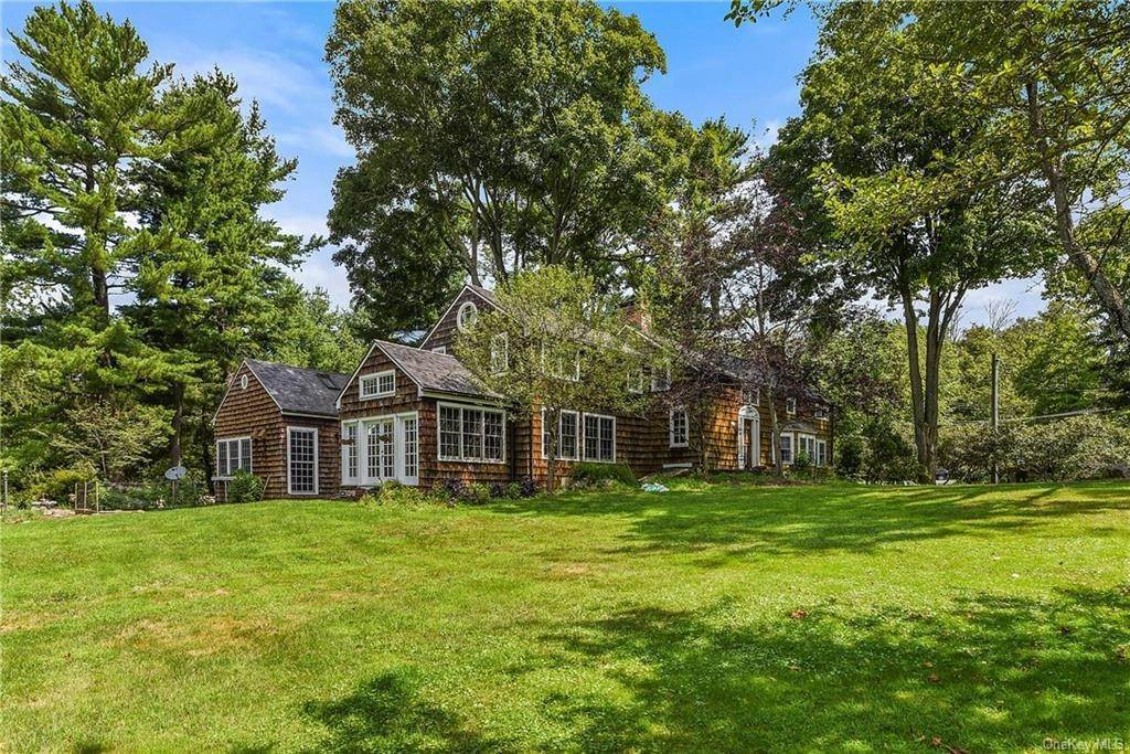Single Family Home for Sale at 156 Old Stone Hill Road Pound Ridge, New York, 10576 United States