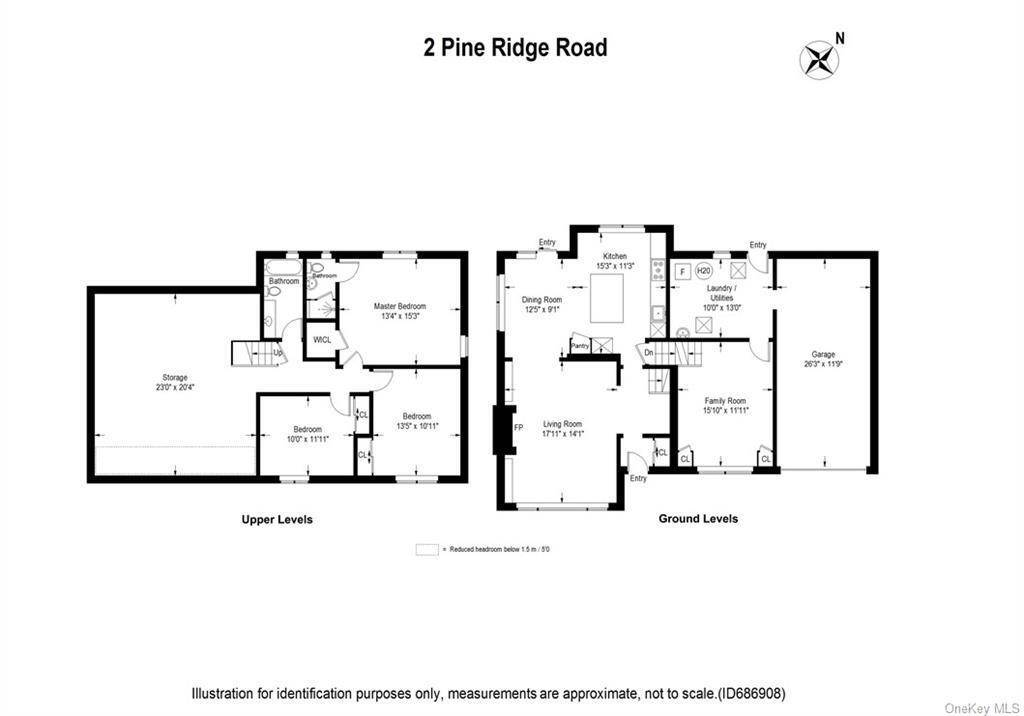 25. Single Family Home for Sale at 2 Pine Ridge Road Rye Brook, New York, 10573 United States