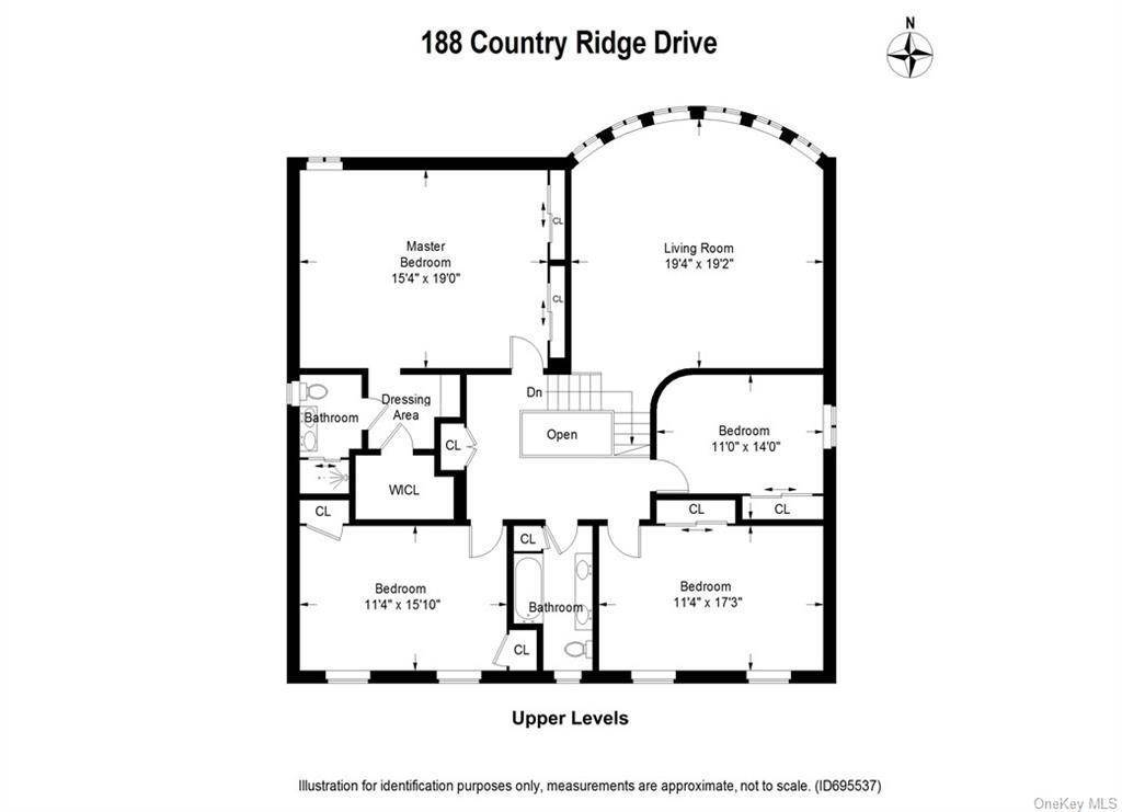 25. Single Family Home for Sale at 188 Country Ridge Drive Rye Brook, New York, 10573 United States
