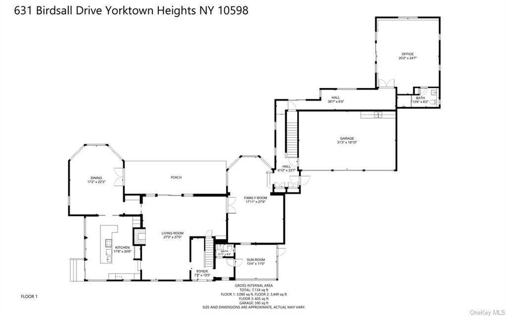 27. Single Family Home for Sale at 630 Birdsall Drive Yorktown Heights, New York, 10598 United States