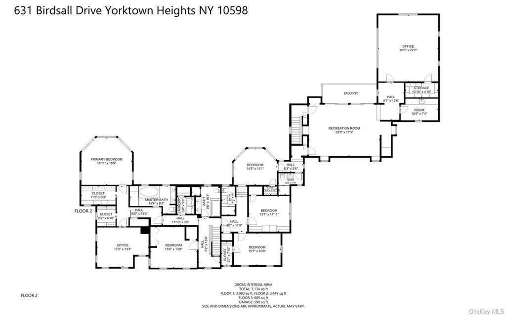 28. Single Family Home for Sale at 630 Birdsall Drive Yorktown Heights, New York, 10598 United States