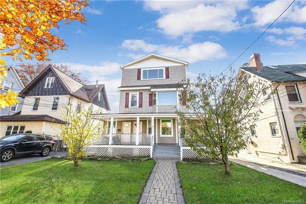 29. Single Family Home for Sale at 160-164 Elm Avenue Mount Vernon, New York, 10550 United States
