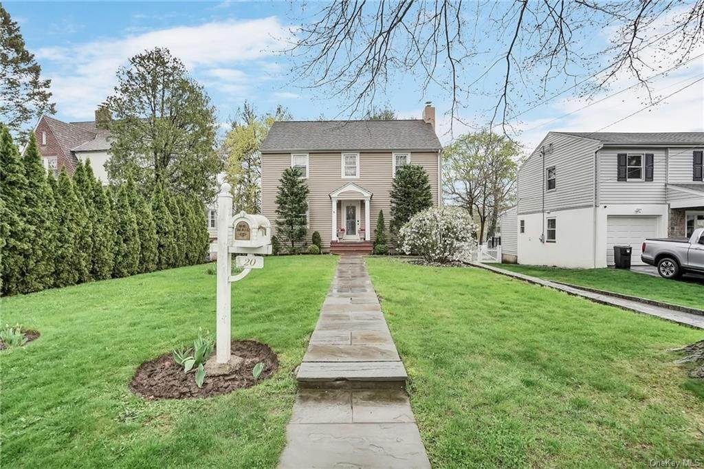 3. Single Family Home for Sale at 20 Deerfield Avenue Eastchester, New York, 10709 United States
