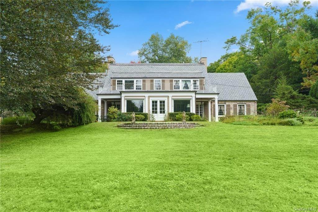30. Single Family Home for Sale at 3 Richbell Road Scarsdale, New York, 10583 United States